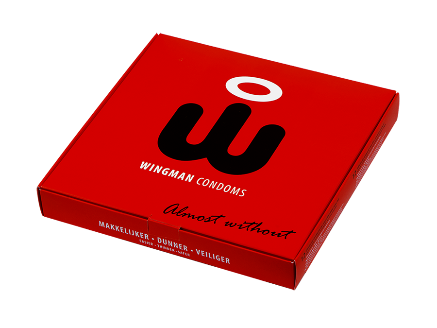 Bild von Wingman Kondome (8 stk)