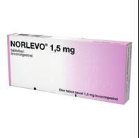 Norlevo 1,5 mg 1 Stk