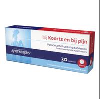 Bild von Paracetamol 500mg (30st)