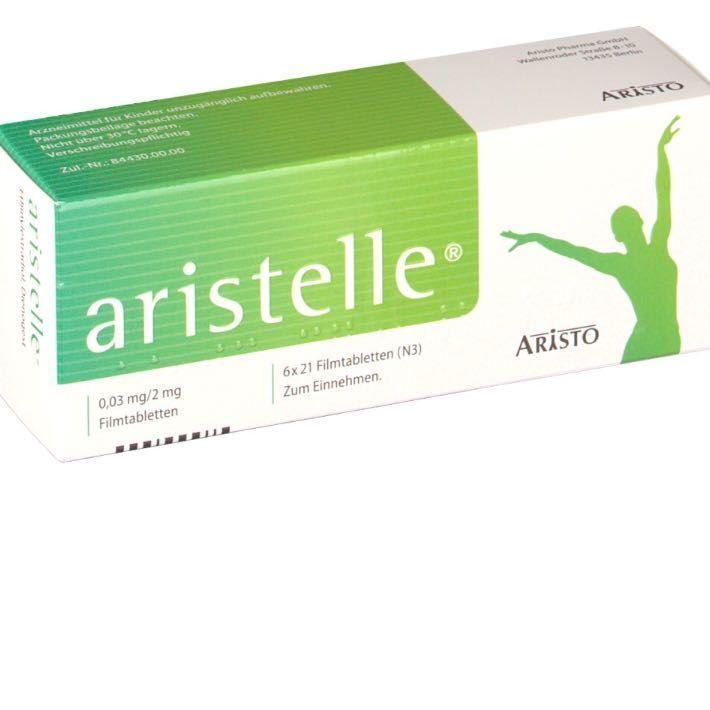 Aristelle 3x21 Stück - bei PilleAbo.de bestellen.
