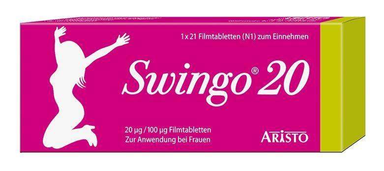 Swingo 20 6x21 Stück - bei PilleAbo.de bestellen.