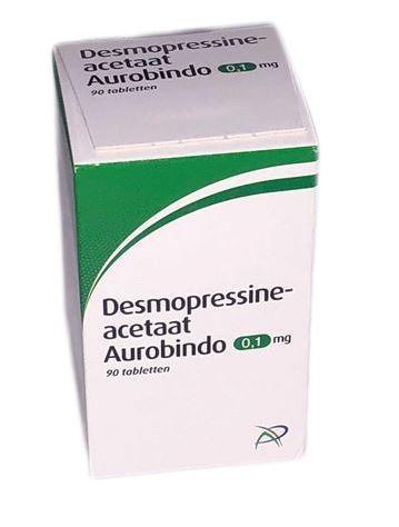 Desmopressin Acetat 0.1 mg 90 tbl