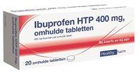 Ibuprofen 400mg Filmtabletten