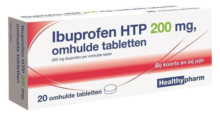 Ibuprofen 200mg Healthypharm