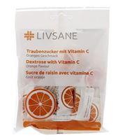 Traubenzucker mit Vitamin C- Orangen, 28 Stk.